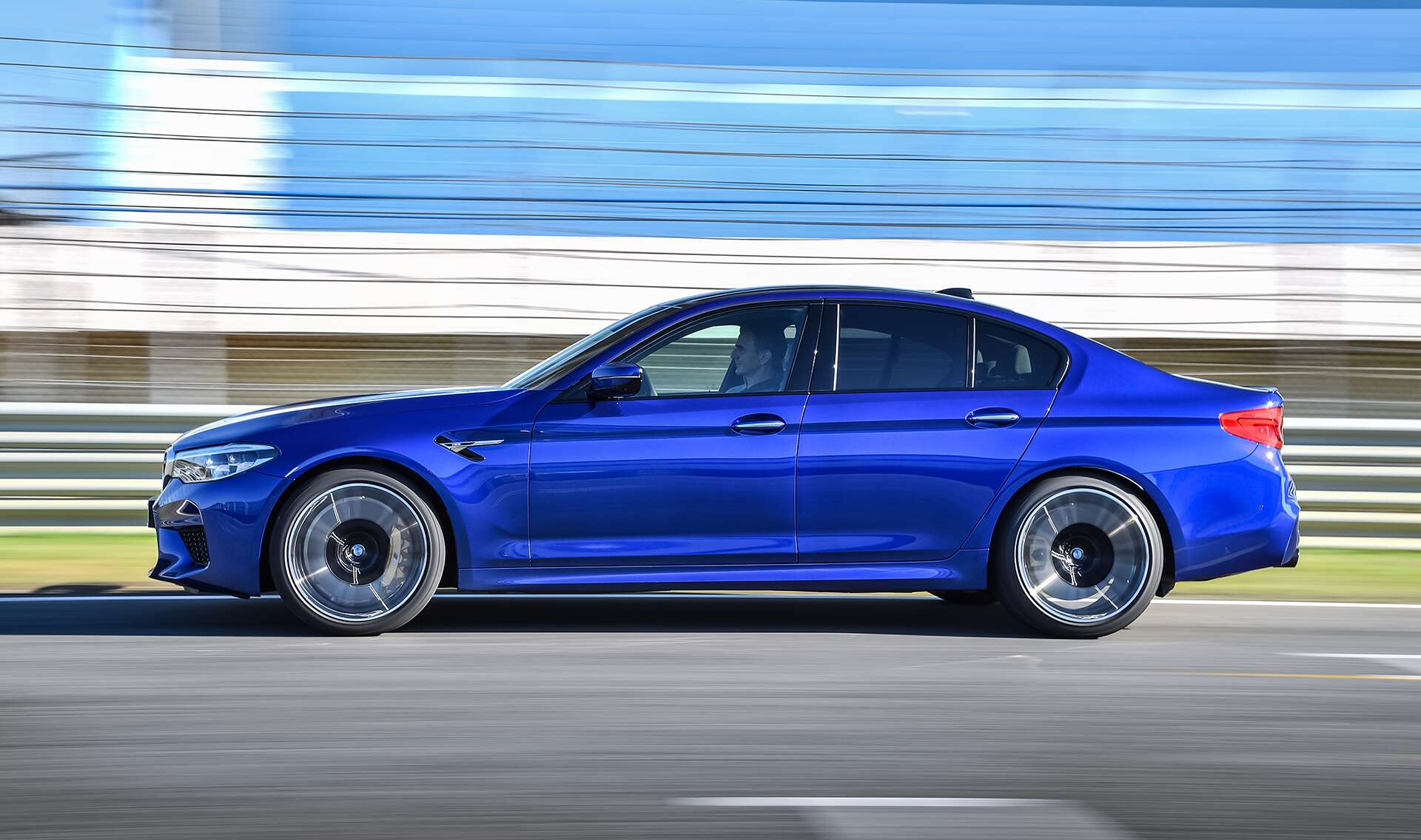 2018 Bmw M5 Test Drive Review Luxury Sedan Or Supercar But Never