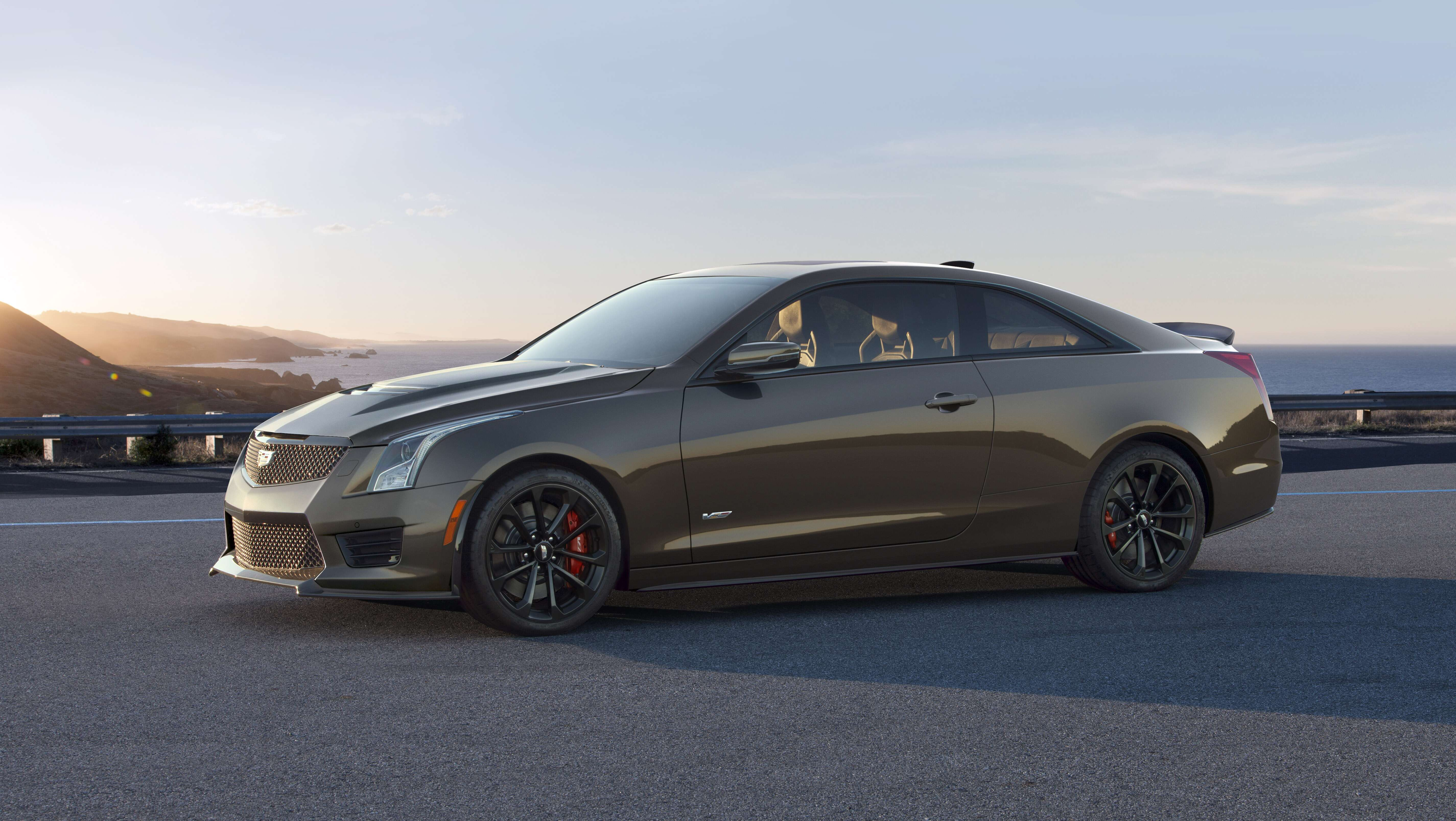 2019 cadillac v-series pedestal edition: the ultimate farewell to