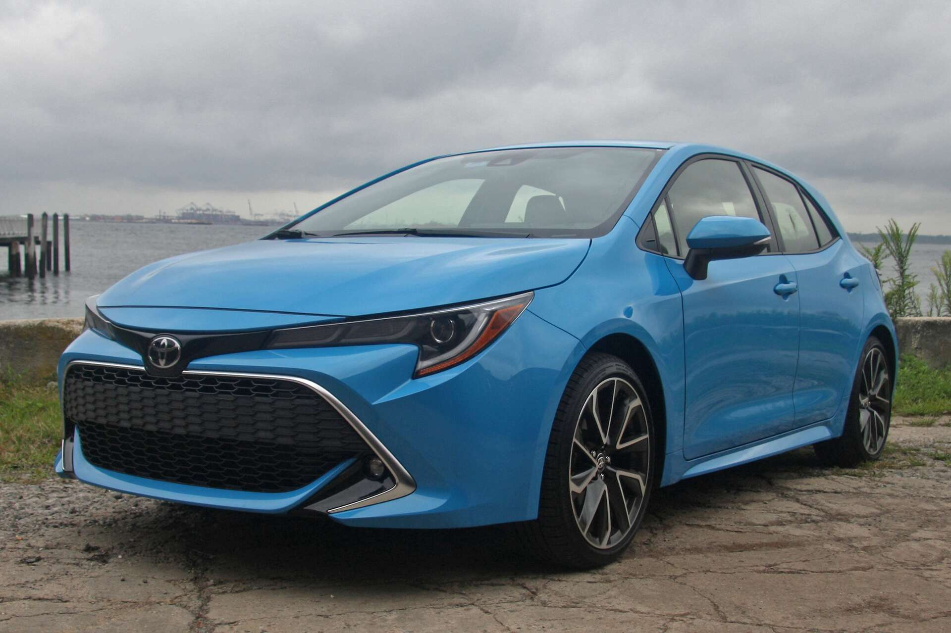 2019 Toyota Corolla Hatchback Xse New Dad Car Review Stylish But