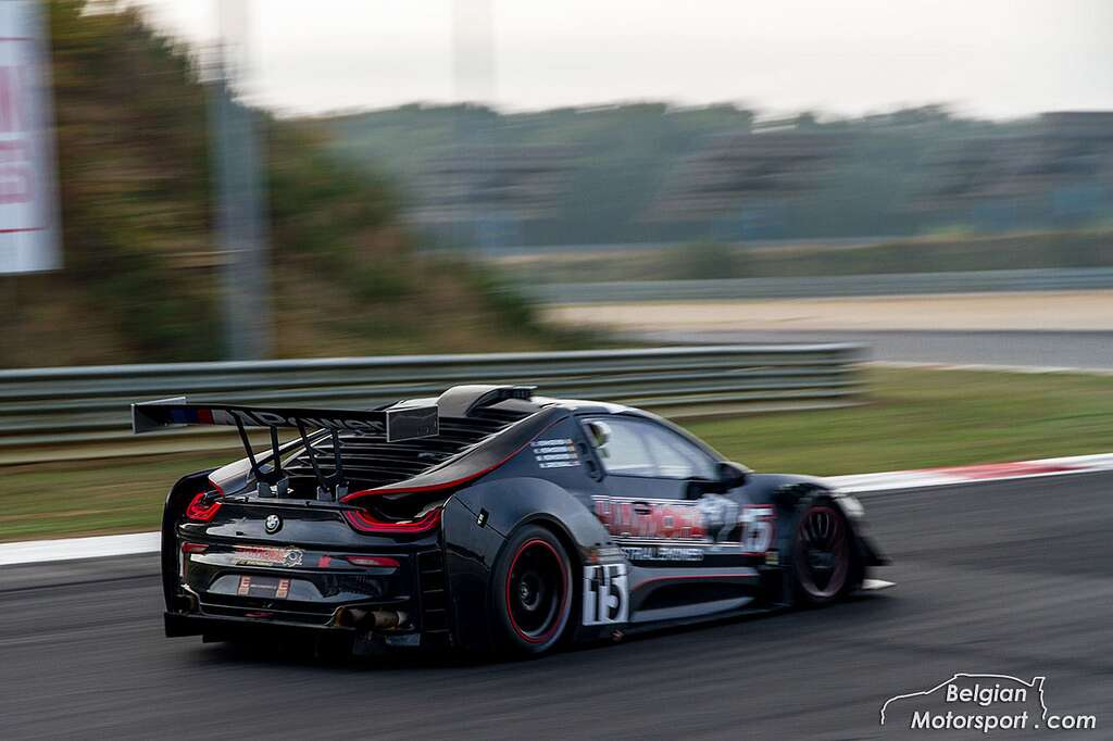 This Tremendously Reimagined Bmw I8 Race Car Sports An M3 V 8 And