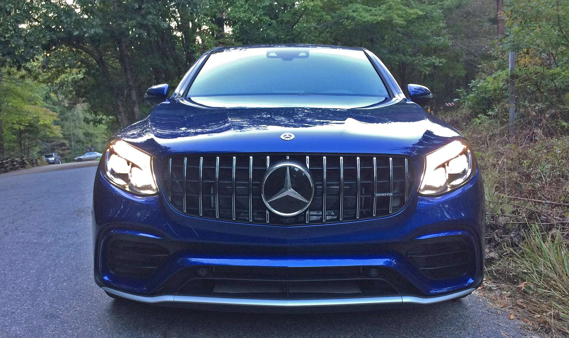 2018 Mercedes Amg Glc63 S Coupe New Dad Review When Lifted Hot