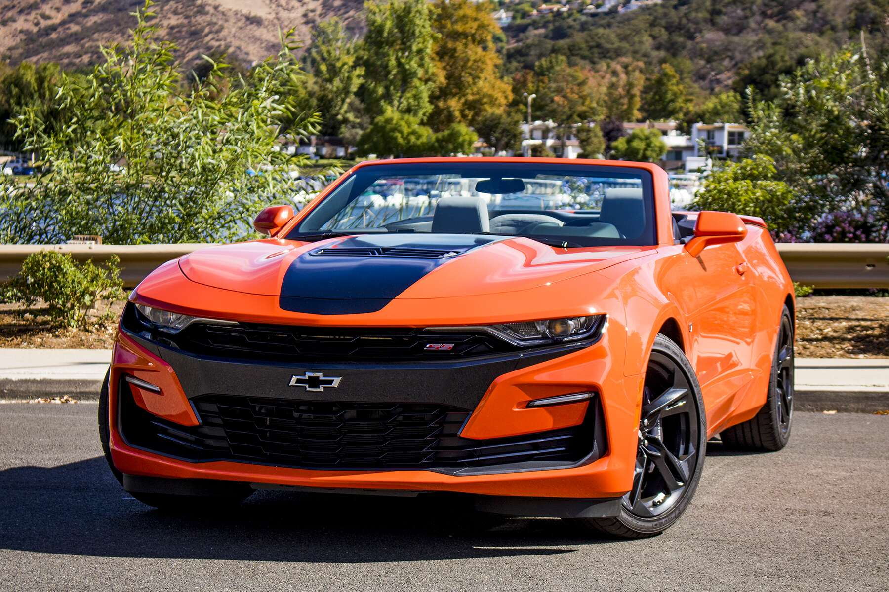 2019 Chevrolet Camaro Ss First Drive Review 10 Speed Automatic