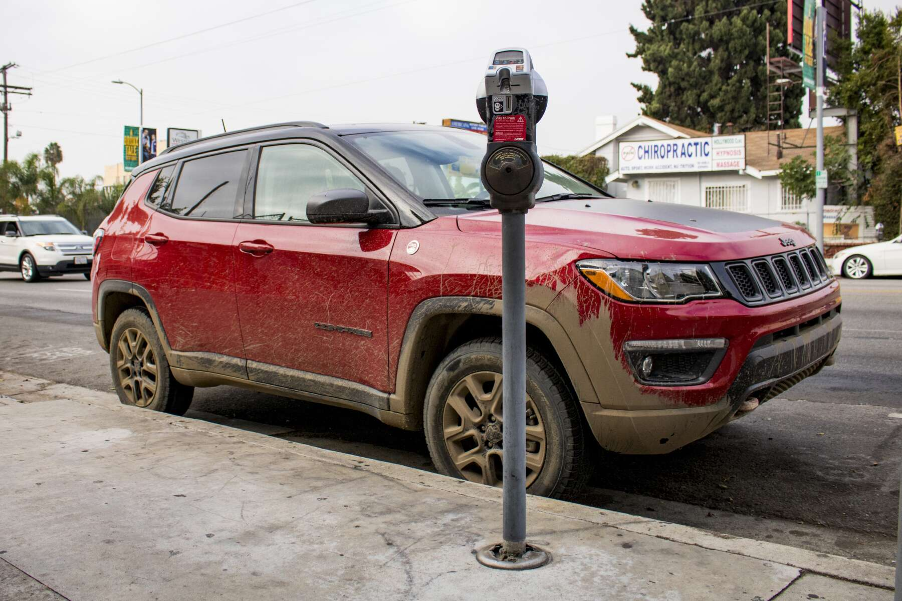 2018 Jeep Compass Trailhawk Test Drive Review: A Crossover ...