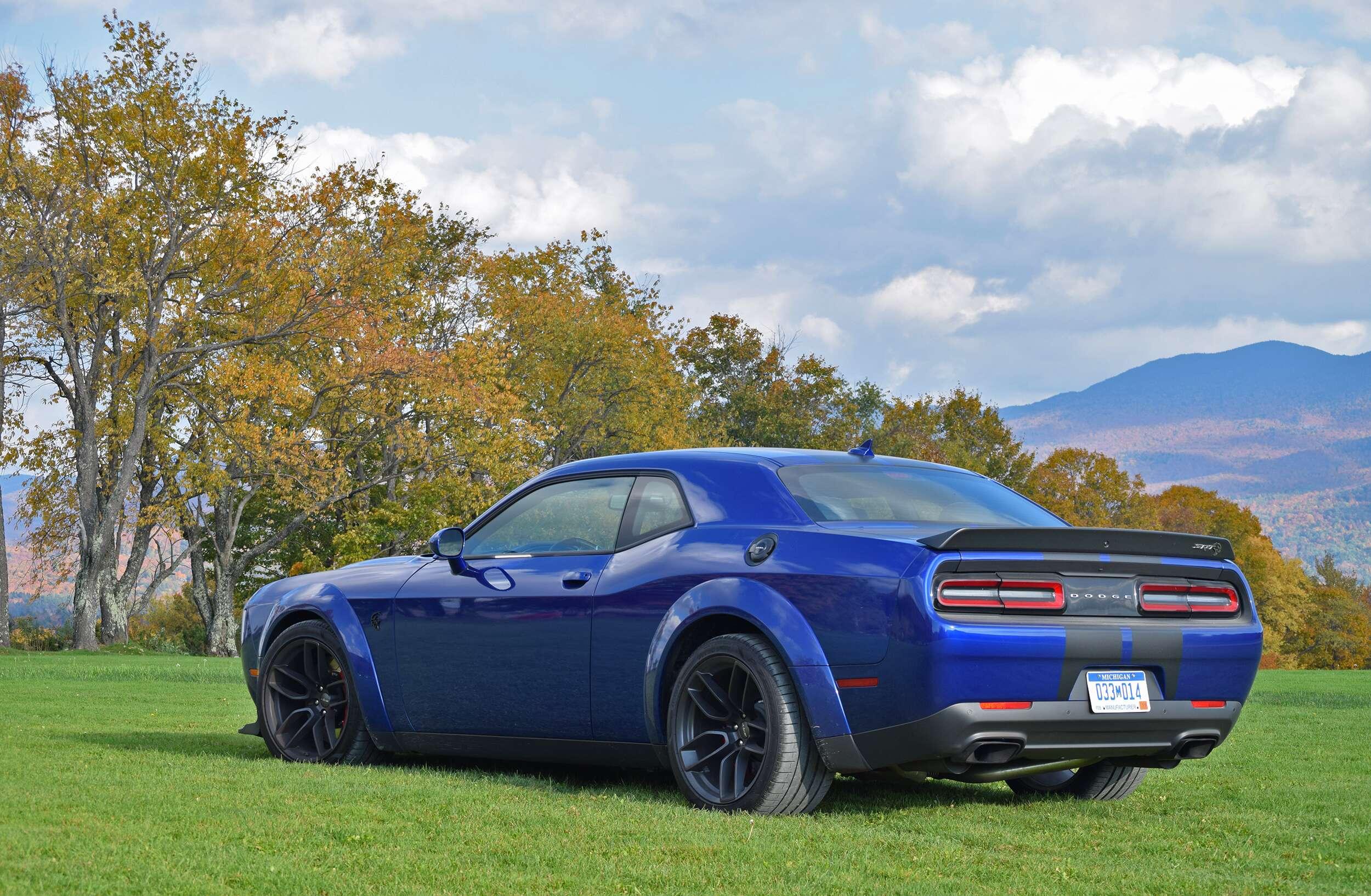 2019 Dodge Challenger Srt Hellcat Redeye Test Drive Review The Jack