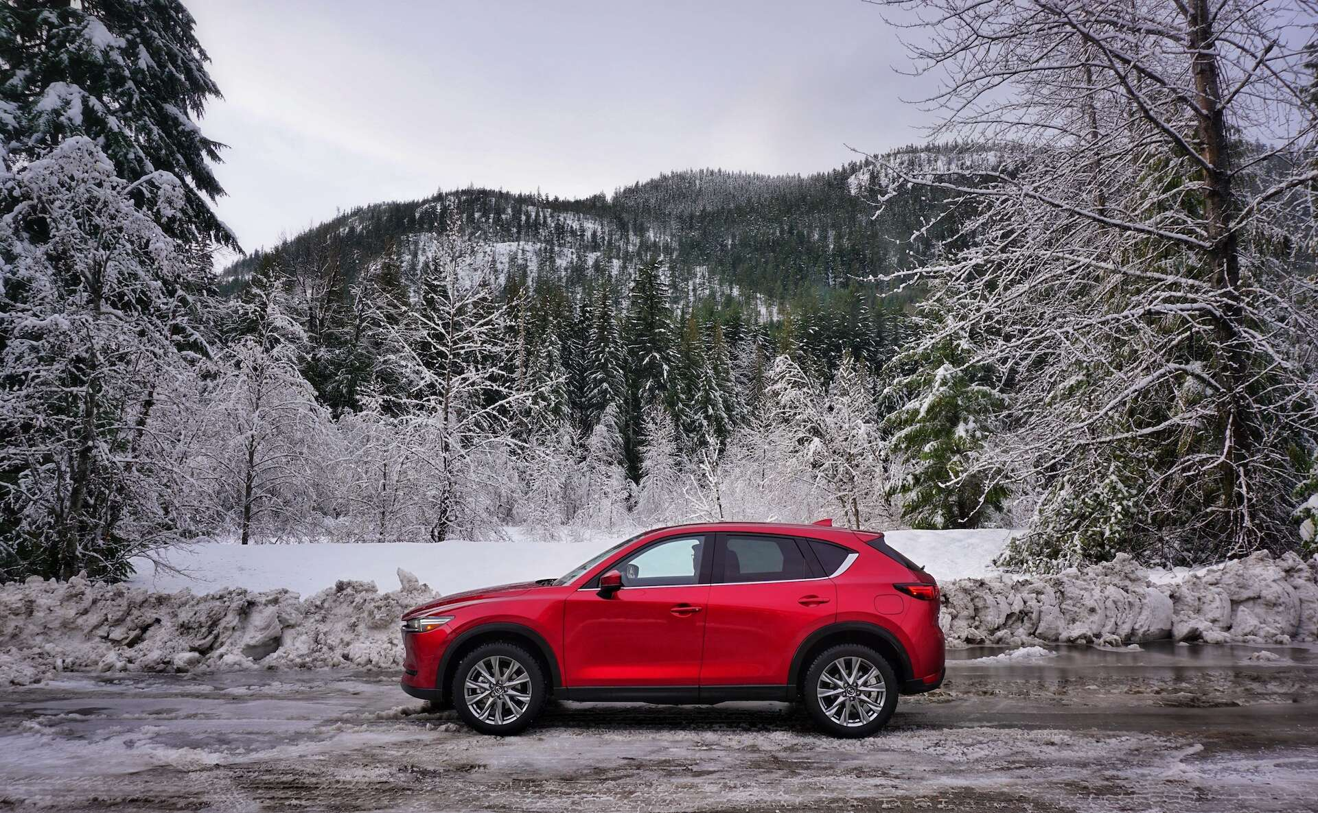 2019 Mazda Cx 5 First Drive Turbocharged Power And A Swanky