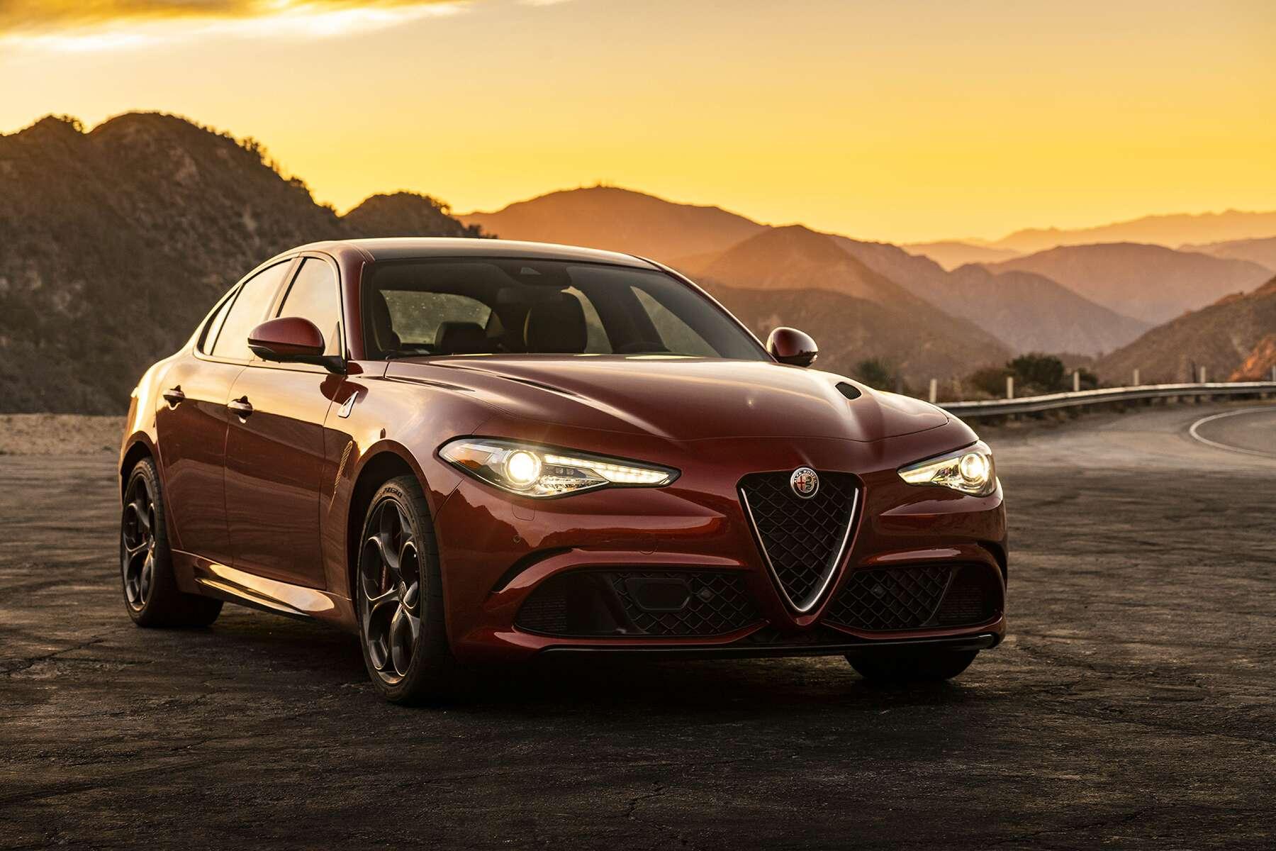2018 Alfa Romeo Giulia Quadrifoglio Review Yes Virginia There Is
