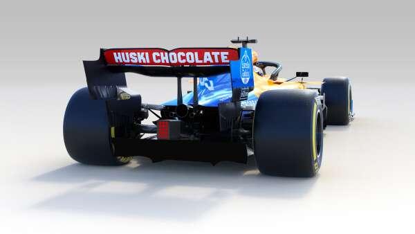 Ron Norris Honda >> Meet McLaren's 2019 Formula 1 Car, the Pig-Nosed MCL34 ...