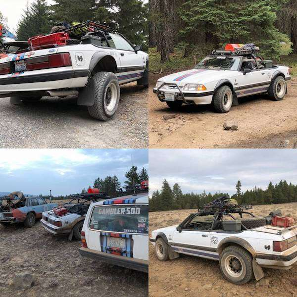 This Fox-Body Ford Mustang Safari on Craigslist Is the ...