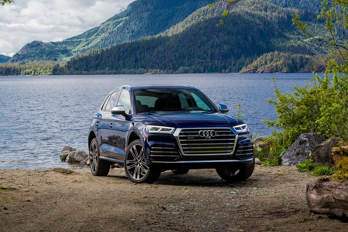 2018 audi sq5 first drive review 7 things to know the drive. Black Bedroom Furniture Sets. Home Design Ideas