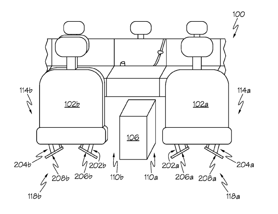 Toyota Patents Device That Catches Coins in Between Seats