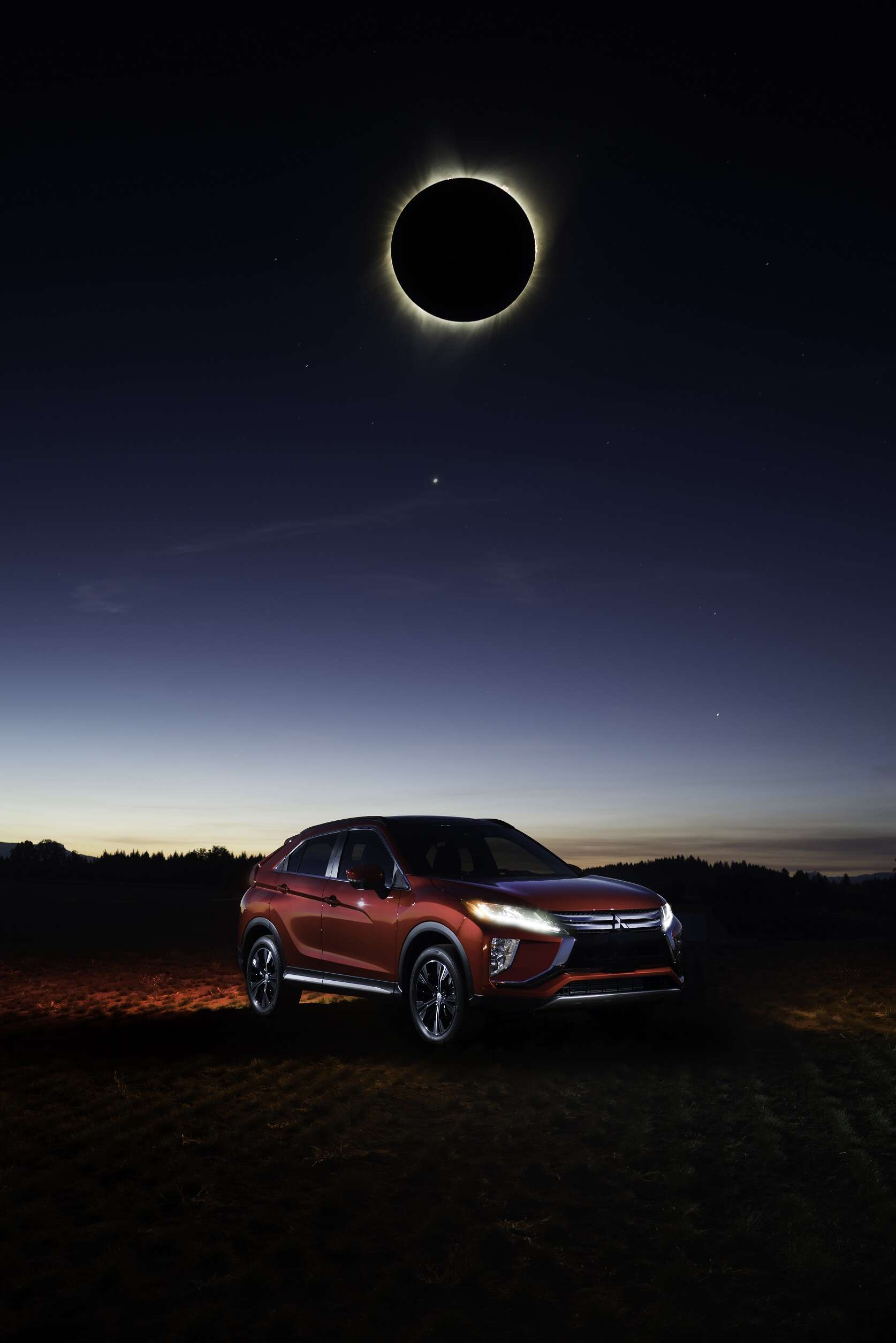 Toyota Salem Oregon >> Mitsubishi Attempts to Make Eclipse Cross SUV Cool in ...