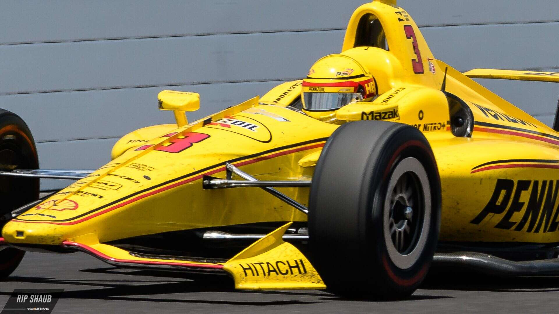Penske Near Me >> Helio Castroneves Will Return to the 2019 Indy 500 With ...