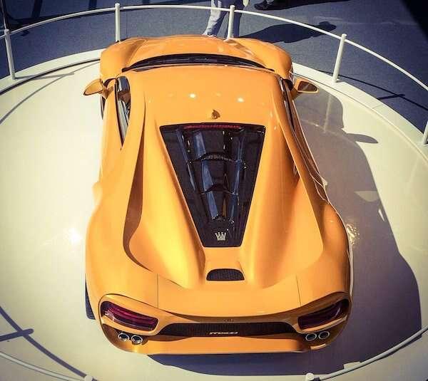 Noble Automotive Reveals 550-Horsepower M500 Supercar