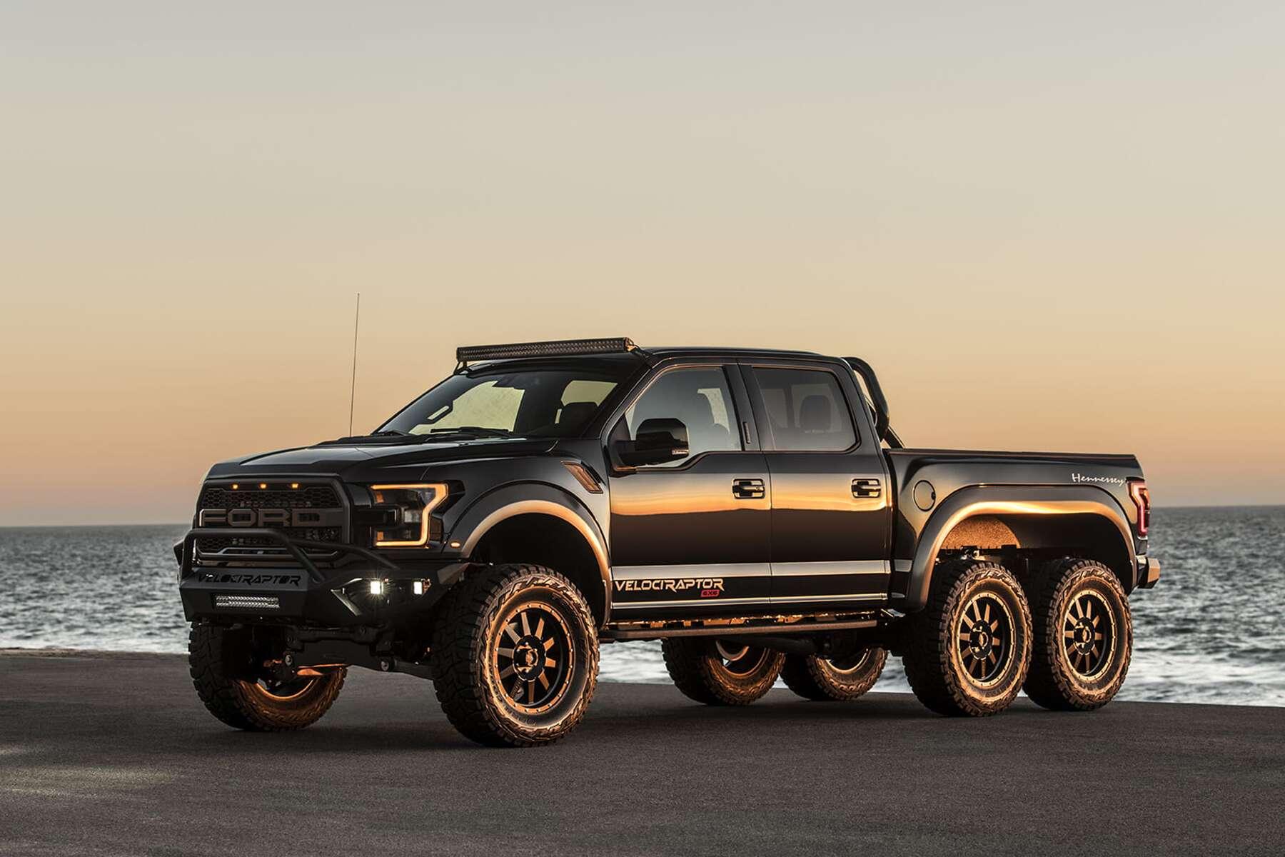 Ford Raptor 6x6