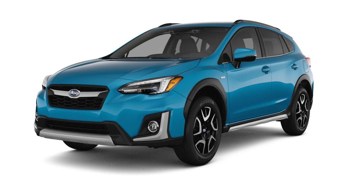 2019 Subaru Crosstrek Hybrid: The Company's First-Ever ...