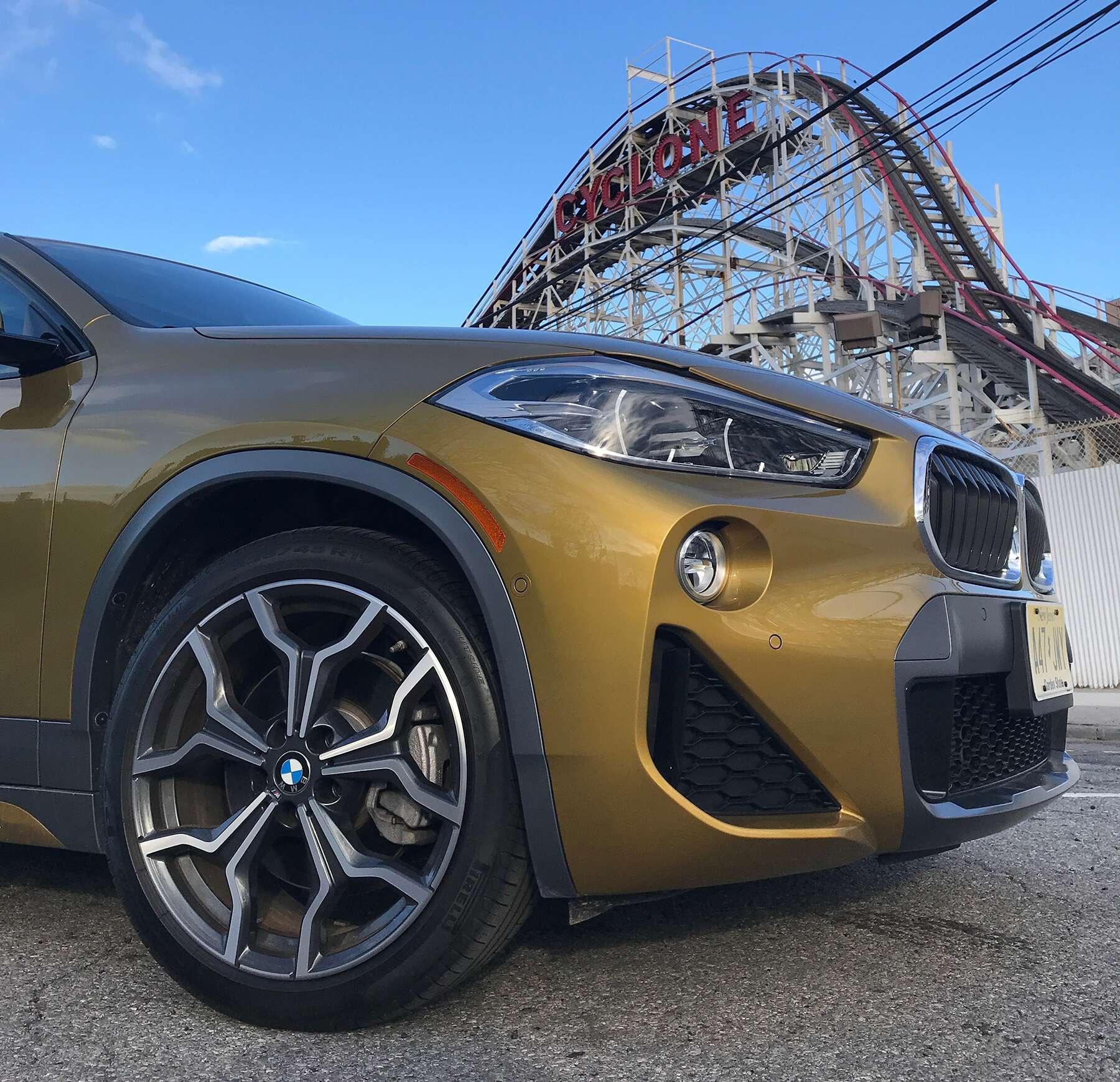 Bmw X2 Sport: 2018 BMW X2 XDrive28i Review: A Sporty Subcompact