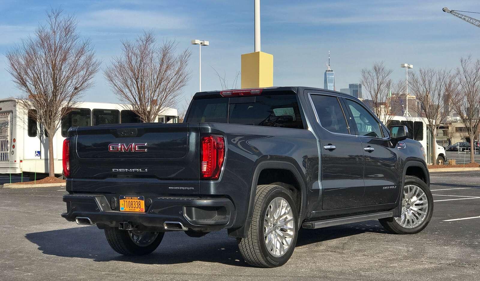2019 GMC Sierra Denali 1500 Test Drive Review: A Nice Pickup Truck, Sure, But Not $68,000 Nice ...
