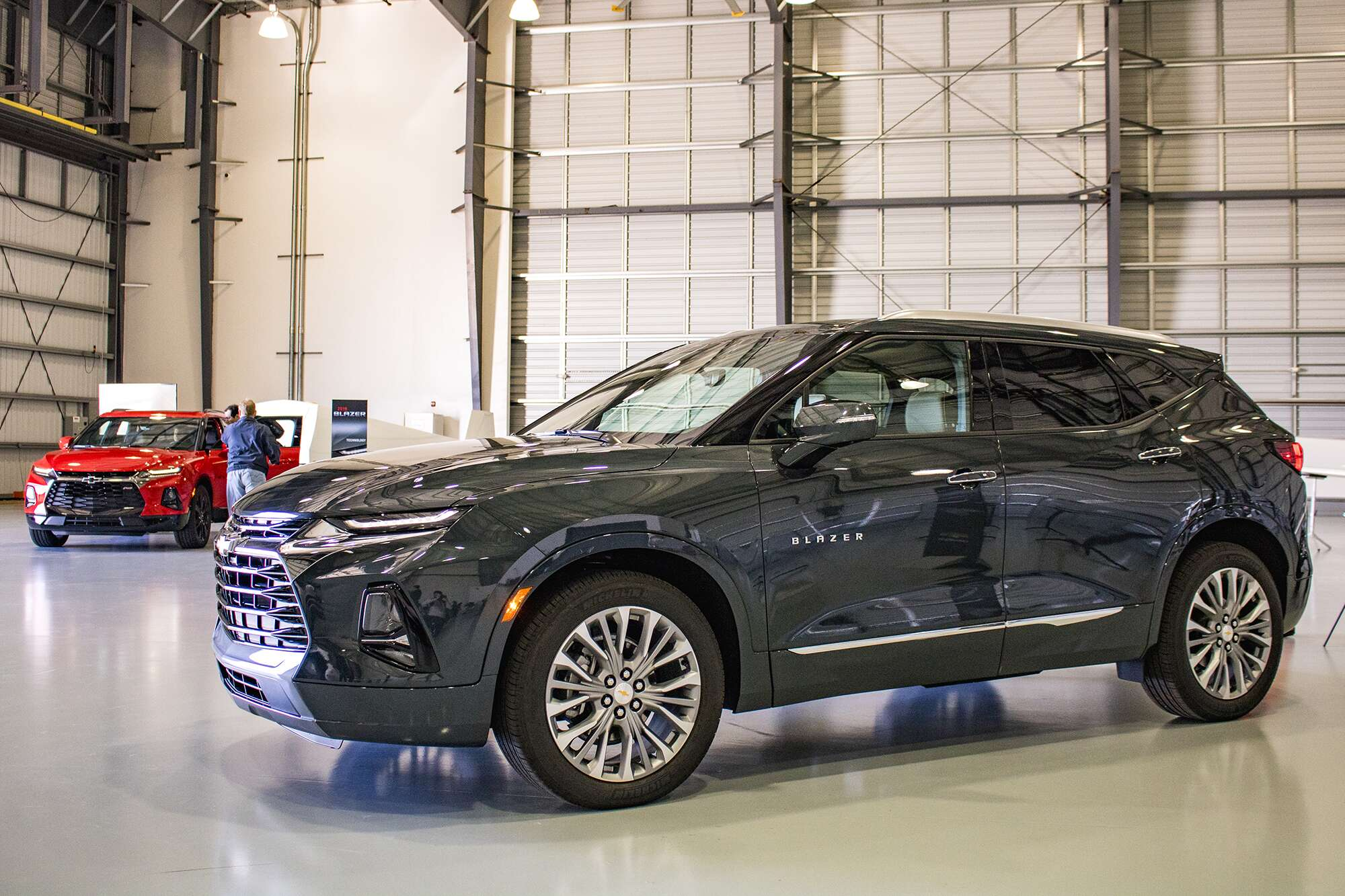 2019 Chevrolet Blazer First Drive Review: A Crossover ...