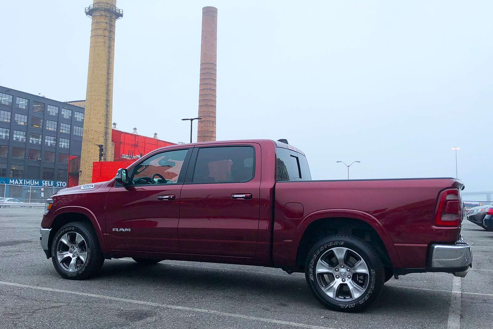 Message Editor Laramie Crew Cabreview Fancy Capable Beast Pickup Truck Drive