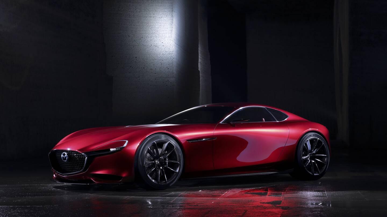 Mazda S Hybrid Twin Turbo Rotary Sports Car Makes Sense
