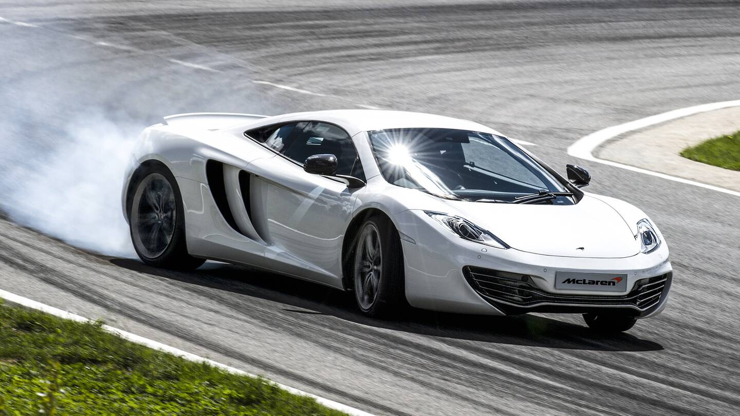 Is The Mclaren The Supercar Bargain Of The Drive