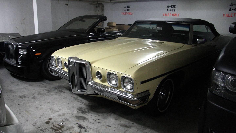 Buried Treasure in a Miami Beach Parking Garage - The Drive