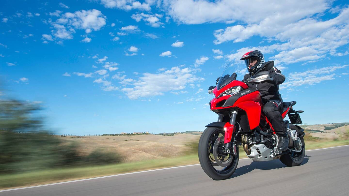 Six Great Motorcycles For Tall Riders The Drive Building A Honda Pit Bike People Motorcycle