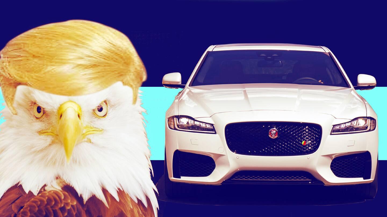 Driving A Jaguar In Trump S America The Drive