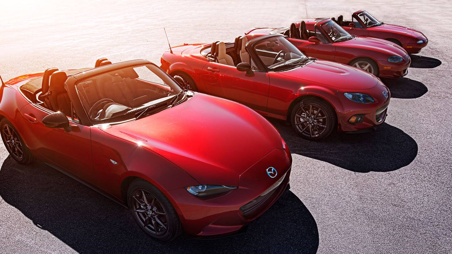 Here\'s How You Can Love the Mazda MX-5 Miata and Save $25,000 - The ...