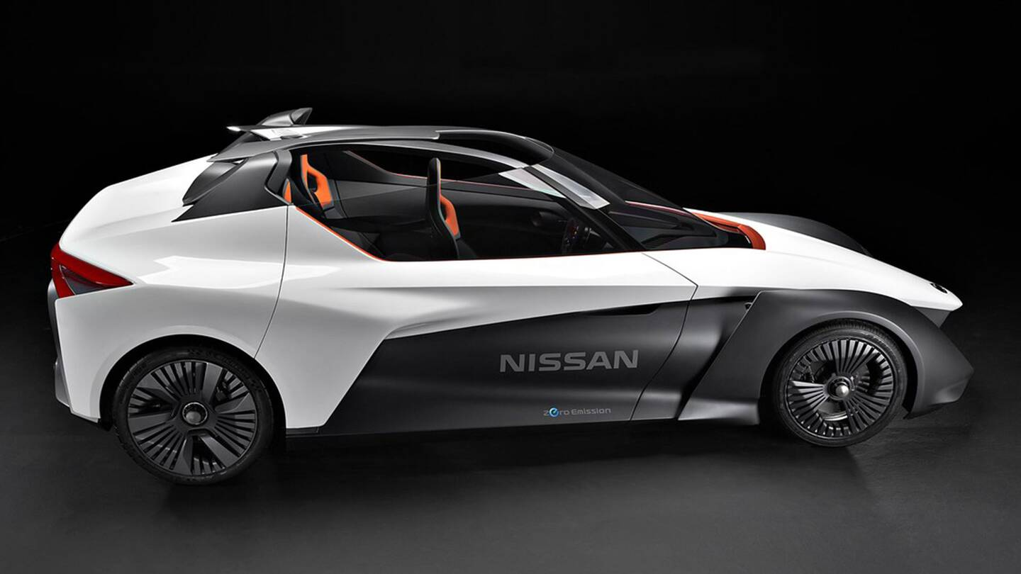 Nissan Could Sell An Electric Sports Car By 2020 The Drive