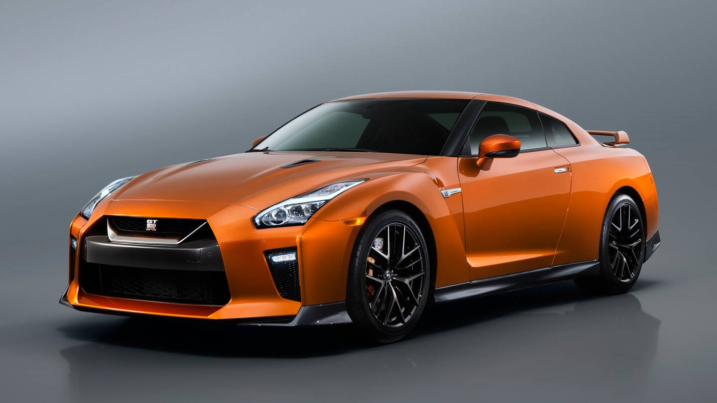 the 2017 nissan gt-r gets one hell of a facelift - the drive