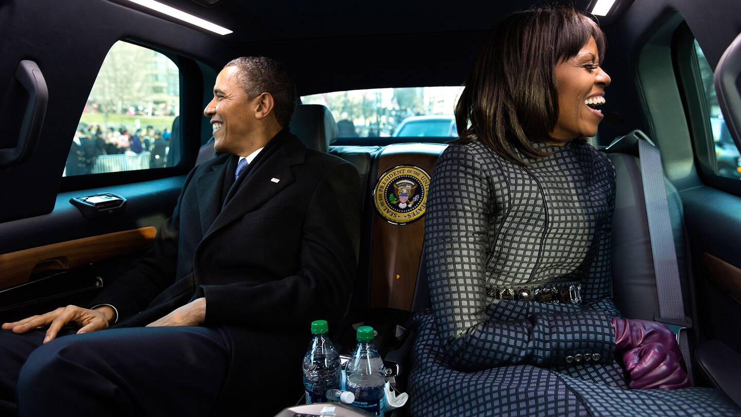A Look Inside the Presidential Limousine - The Drive