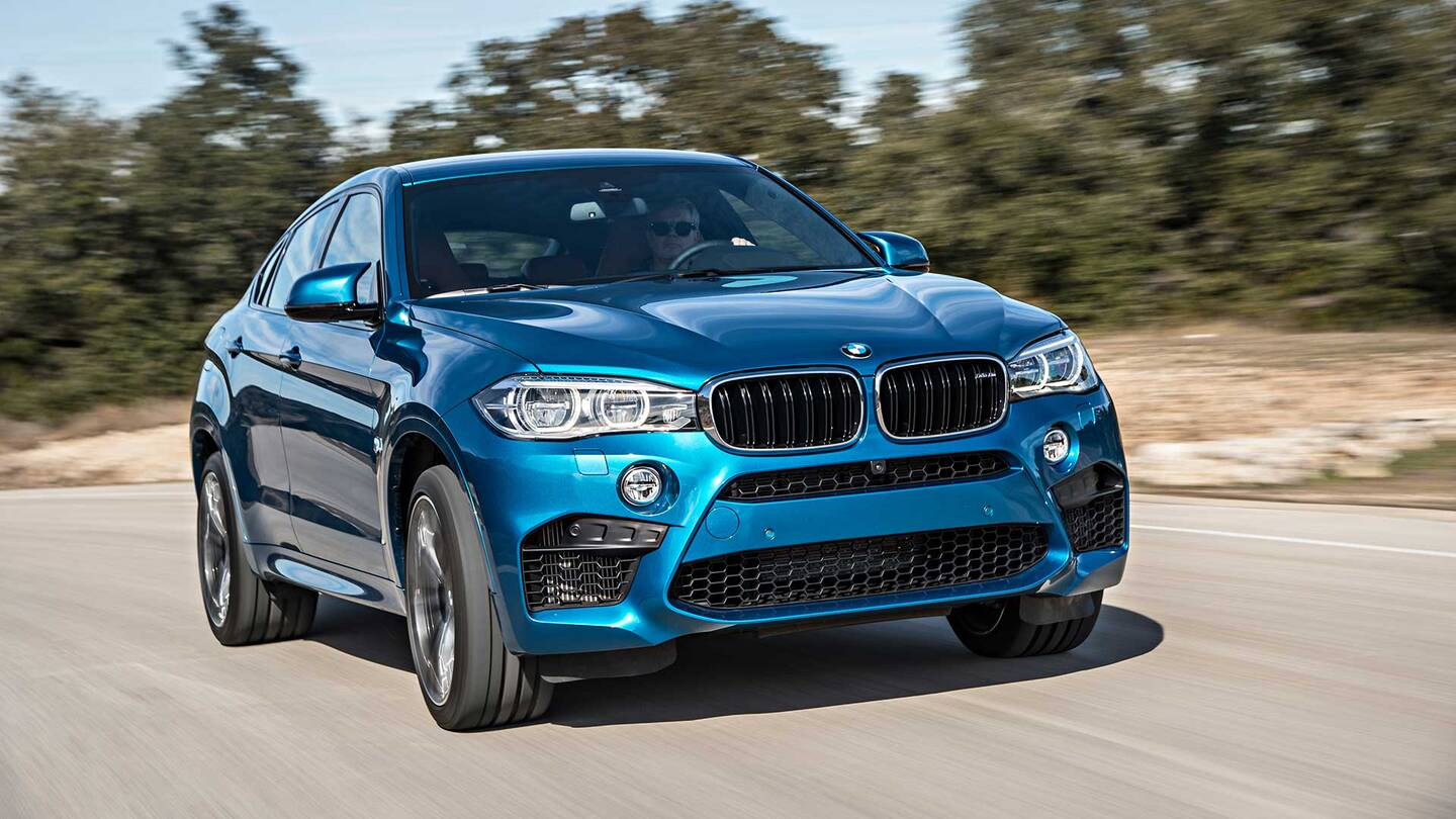 The 2015 Bmw X6 M Or How To Stop Worrying And Learn To Love Being A