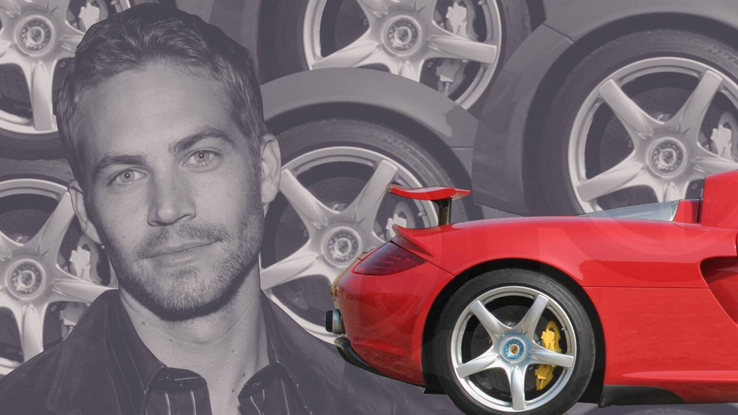 The Truth Behind What Caused Paul Walkers Fatal Crash Drive Go Back Gt Gallery For Car Battery Diagram Walker Tires