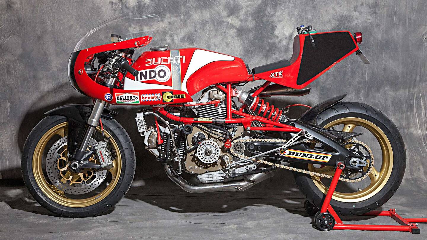 The Xtr Pepo Bol Dor Is Simply Breathtaking Drive Two Brothers Ducati Monster 696 Black Series Dual Slip On Exhaust Systems Rosell