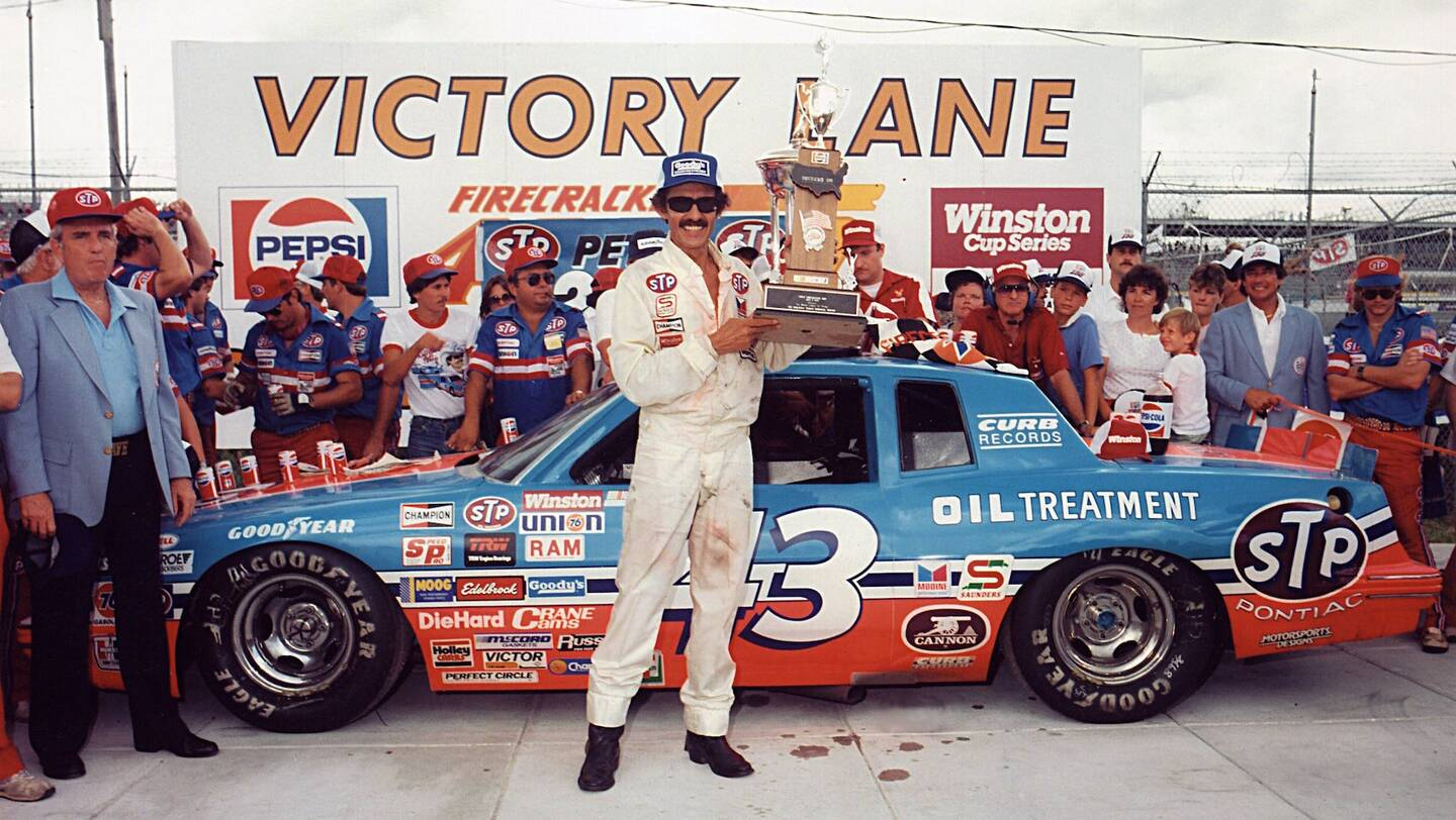 Image result for richard petty wins