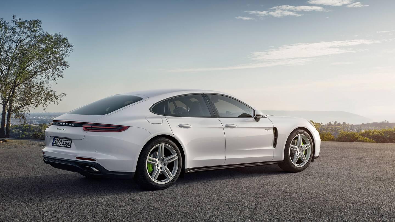 Porsche Panamera E Hybrid 2017 The Drive