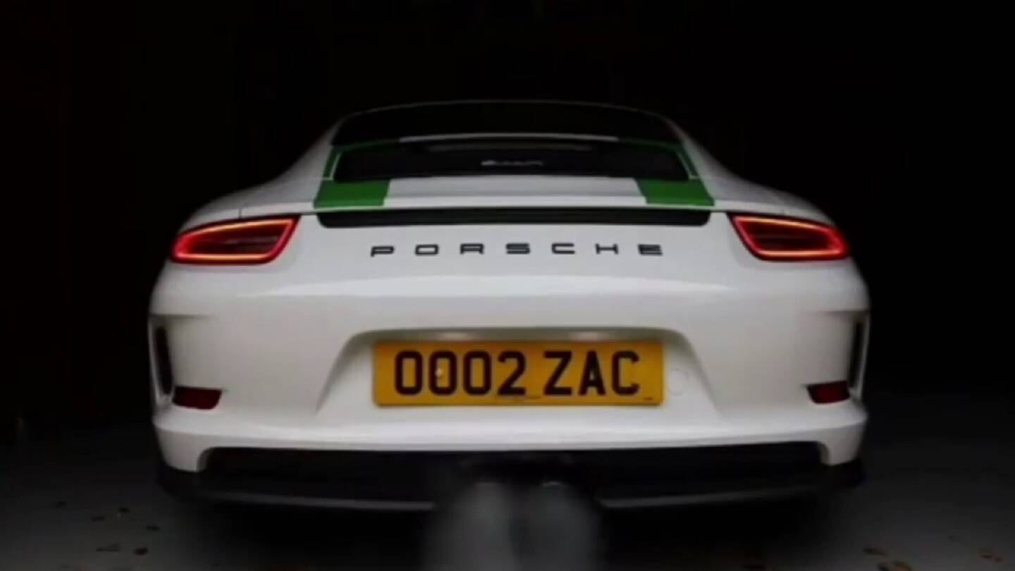 A Porsche 911R Aftermarket Exhaust Faceoff! - The Drive on