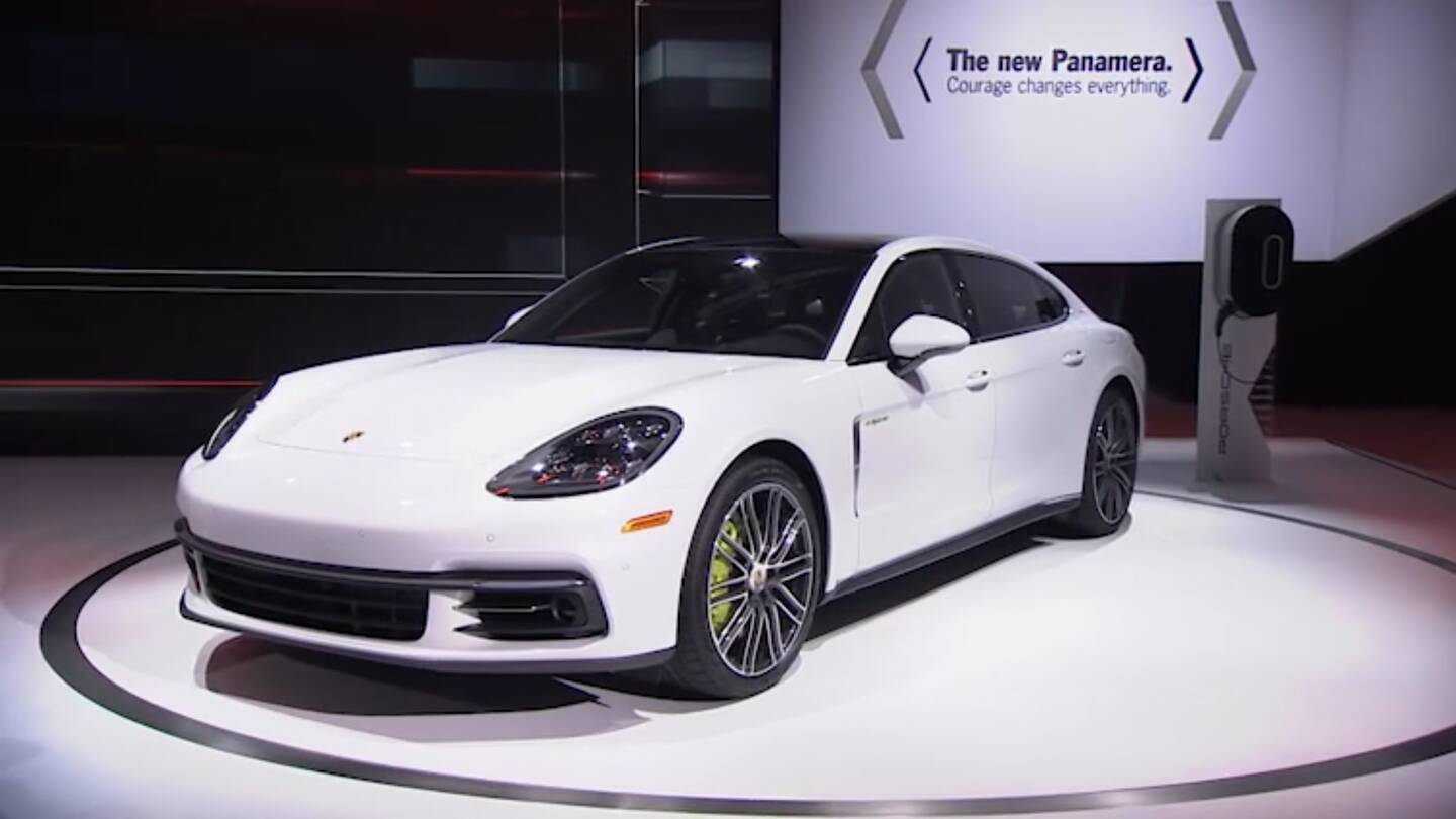 This Is Why You Wont See Porsche At The Detroit Auto Show Next Week - Next auto show