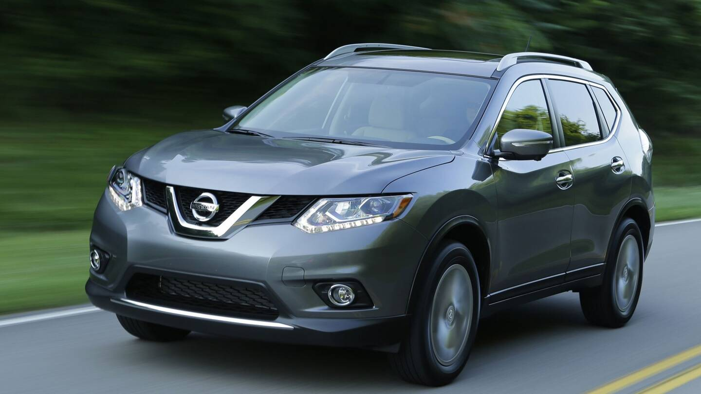 The Nissan Rogue Is the Extra Value Meal of Crossovers - The Drive