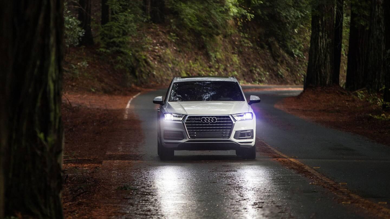 Audi 2016 audi q7 : 2016 Audi Q7 Quick Review - The Drive