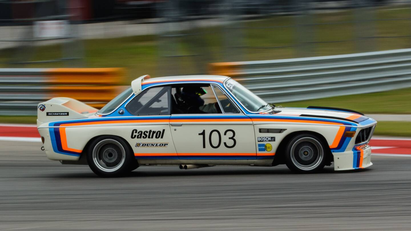 Photo Essay: 2016 SVRA Vintage Nationals - The Drive