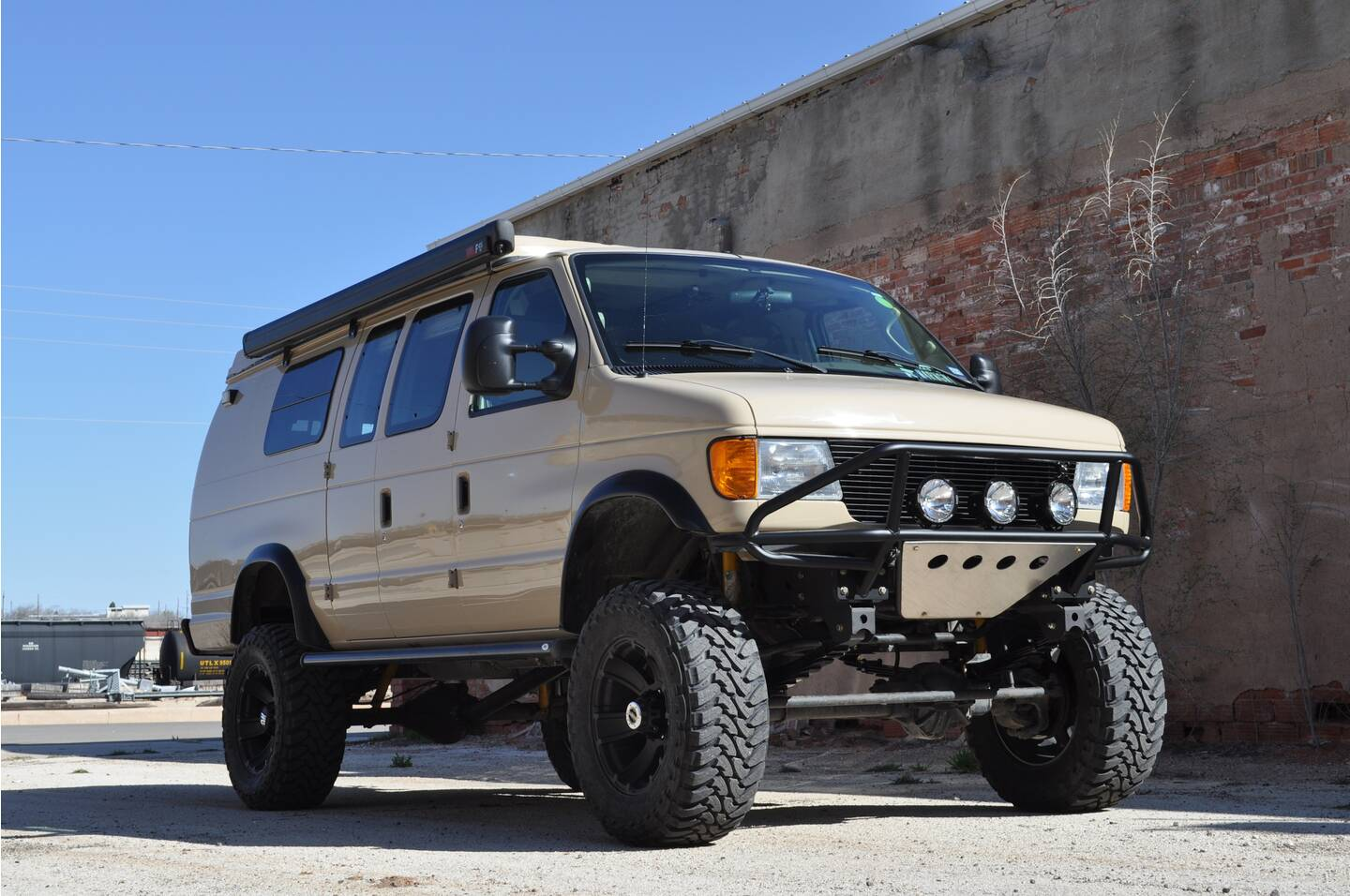 Sportsmobile 4x4 Vans Are All The Rage In Adventure Travel