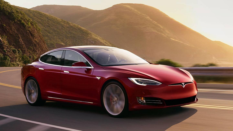 Tesla Model S Sunset Lease Deal
