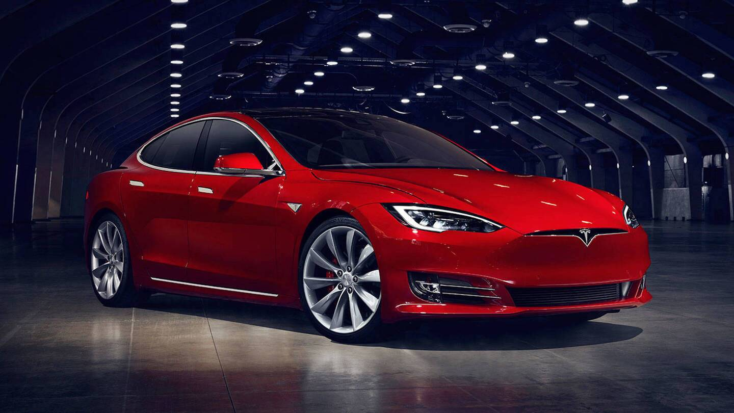 The Tesla Model S Is Here Does In Seconds The Drive