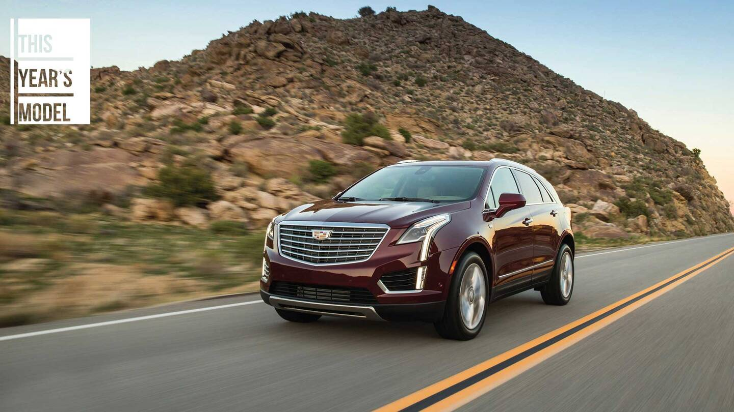 Cadillac S Crossover Do Over The Xt5 Gets It Mostly Right The Drive