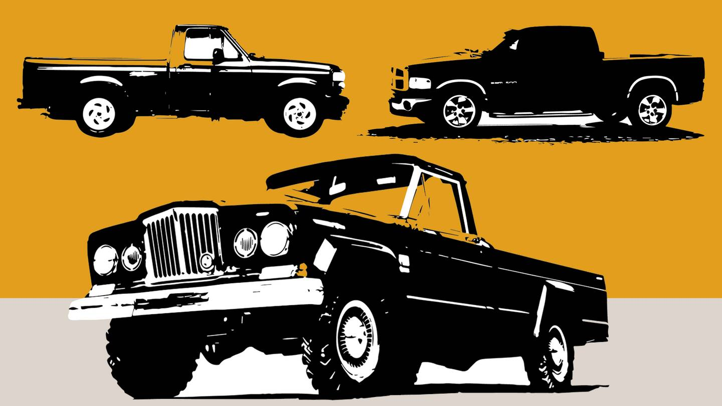The Classic Pickup Truck Buyer's Guide