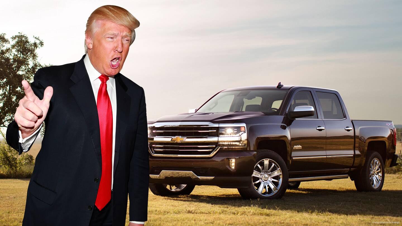 Big Dump Trucks >> Make the Chevrolet Silverado Great Again - The Drive