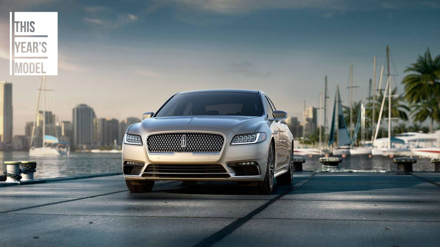 2017 Lincoln Continental The Car We Ve Been Begging Lincoln To