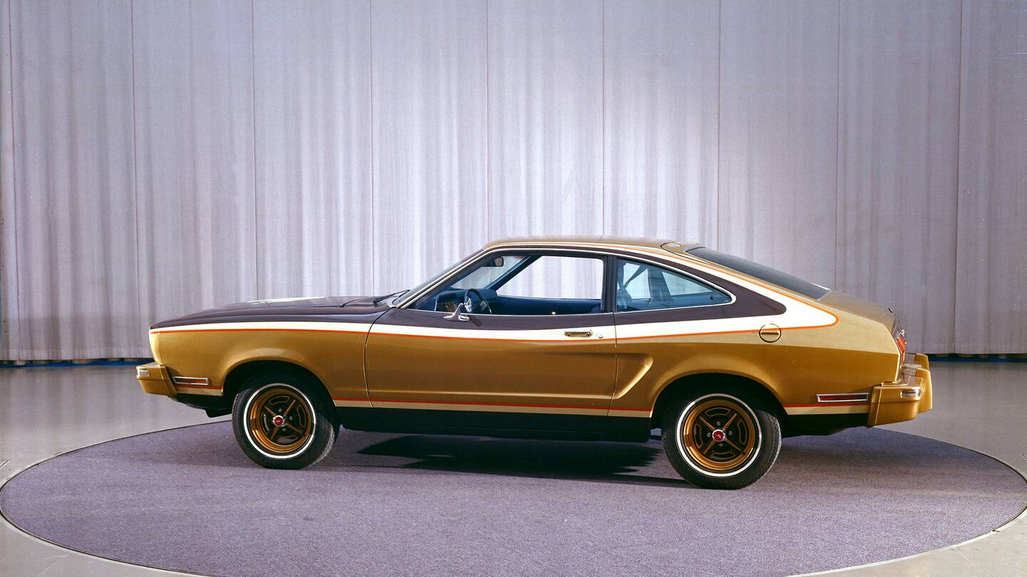 The Mustang II and 8 Other Deliciously Ugly Cars - The Drive